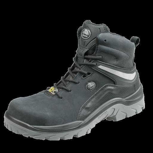 Werkschoenen Bata Walkline ACT112 ESD S3 | Zwart