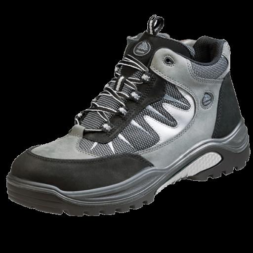 Werkschoenen Bata Traxx 24 S1-P grijs met zwart