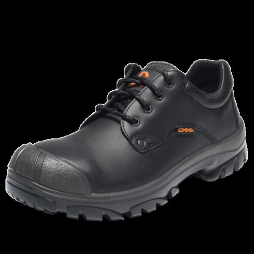 Werkschoenen Emma Leo S3 zwart
