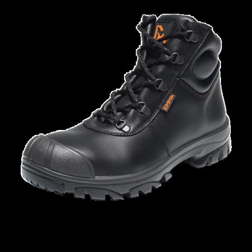 Werkschoenen Emma Lukas S3 XD | zwart