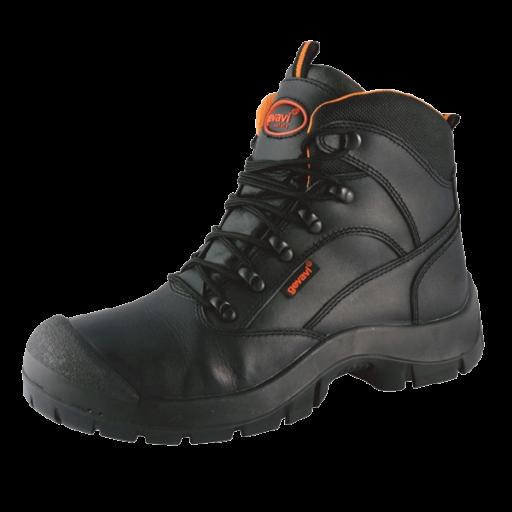Werkschoenen Gevavi GS42 S3 met kruipneus | zwart