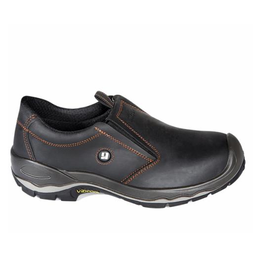 Werkschoenen Grisport 72009 S1P ( instapper) | Zwart