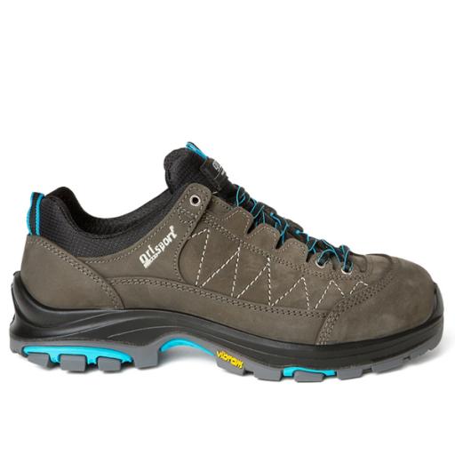 Werkschoenen Grisport Helix S3   Grijs/blauw