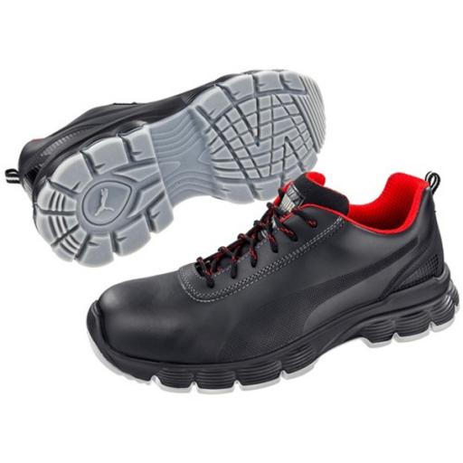 Werkschoenen S3 Puma.Werkschoenen Puma 64052 1 S3 Bij Workmanstore Nl