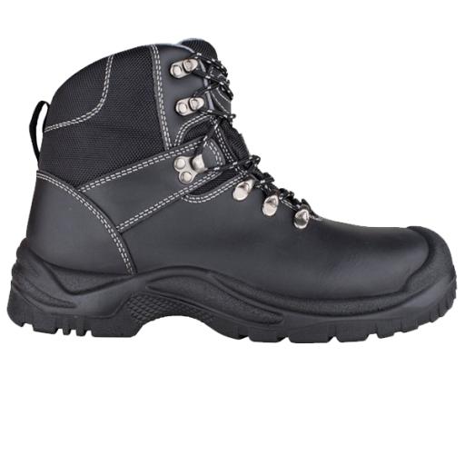 Werkschoenen Toe Guard Flash S3 zwart
