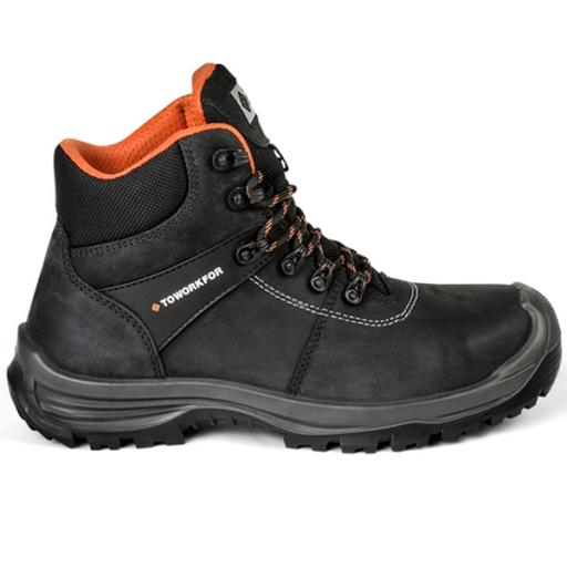 Stevige Werkschoenen.Werkschoenen Toworkfor Basics Track S3 Metal Free Bij Workmanstore Nl