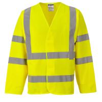 Veiligheidsvest l/m Portwest C473 hi-vis Fluor geel