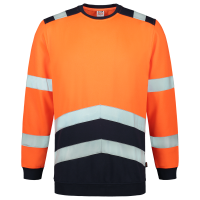 Sweater High Vis Bicolor Tricorp 303004