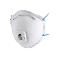 Stofmasker 3M 8322 ventiel NRD FFP2, 10 stuks