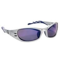 Veiligheidsbril 3M Fuel Lichtgrijs montuur met blauwe lens (71502-00002)