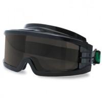 Las ruimzichtbril Uvex ultravision 9301-145 Groene PC lens Beschermtint 5.0