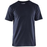 T-shirt Blaklader 3325 - navy blauw
