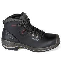 Grisport 72049 S3 Werkschoenen zwart met rood