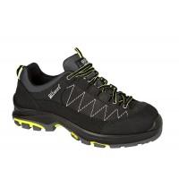 Werkschoenen Grisport Solar S3 | Zwart met gele accenten