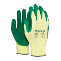 Handschoenen M-Grip 11-540 latex gecoat