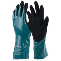 Handschoenen PSP 40-280 Nitrile Chem Sandy