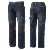 Werkbroek jeans Brams Paris Sander 1.3590 A82