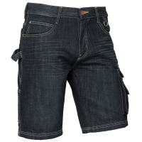 Brams Paris Ruben demin kortebroek jeans