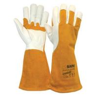 Lashandschoen M-Safe Premium Welder 53-800, 12 paar