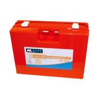 Basis Bedrijfsverbanddoos BHV groot M-Safe Oranje kruis