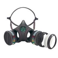 Halfgelaatsmasker Moldex 8000 serie