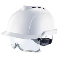 Veiligheidshelm MSA V-Gard 930 geventileerd + Geïntegreerde V-bril