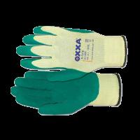 Oxxa 51-000 Latex gecoat - Geel-Groen