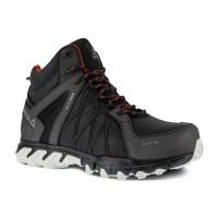 Werkschoenen Reebok 1052 S3 TRAILGRIP lichtgewicht zwart / rood