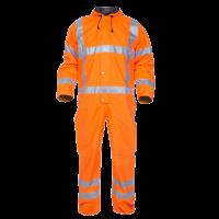 Regenoverall Hydrowear Ureterp - Fluor oranje