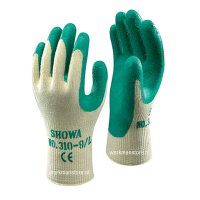 showa 310 latex grip handschoenen