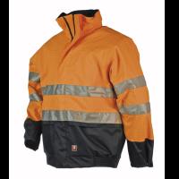 Pilotjack Sioen Sio-Start FR-AST 9485 Delano | Oranje met blauw