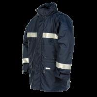 Parka Sioen Siopor FR-AST 3085 Hanson | Navy blauw
