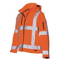 Softshell Jas Tricorp TJR3001EN471 RWS | Fluor oranje