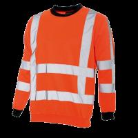 Sweater Tricorp 303001/TS-RWS EN471 fluor oranje