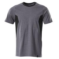 T-shirt Mascot Accelerate 18382 donker grijs - zwart