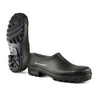 Tuinklompen Dunlop 814P Pvc zwart