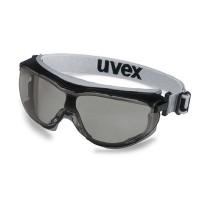 Ruimzichtbril Uvex carbonvision 9307-276 Grijze PC lens UV 5-2.5
