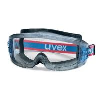 Ruimzichtbril Uvex ultravision 9301-716 Schuimstof Heldere CA lens