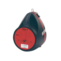 Vluchtmasker MSA MSR II - ABEK-P2 filter