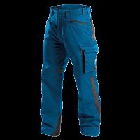 Werkbroek Dassy Spectrum D-Fx serie Blauw met grijs