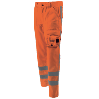 Werkbroek Workman High Visibility worker EN471 1-2 | Oranje