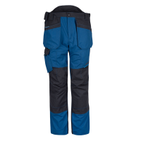 Werkbroek Portwest WX3 T702 Holst.zak korenblauw-navy