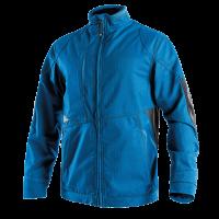 Softshell jack Dassy Gravity D-Fx serie 3 laags korenblauw/grijs