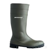 Werklaarzen Dunlop protomaster 142VP S5 groen