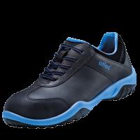 Werkschoenen Atlas GX120 S2 ESD zwart met blauw dames