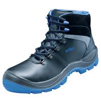 Werkschoenen Atlas SL 525 XP blue S3 ESD zwart met blauw
