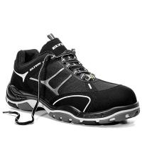 Werkschoenen Elten Motion low S2 ESD zwart met grijs