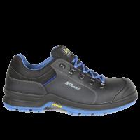 Werkschoenen Grisport Ultron S3 zwart met blauw