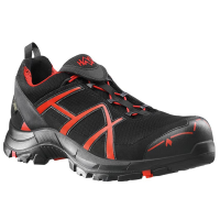 Werkschoenen haix black eagle Black red 40 S3 ESD
