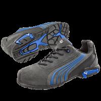 Werkschoenen Puma Milano 642720 S1P zwart / blauw